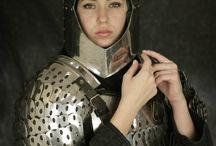 Ladies in Fantasy Armour