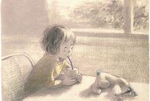Favourite illustrators - Okada Chiaki