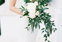 breathtaking blooms / wedding bouquet and floral decor inspiration