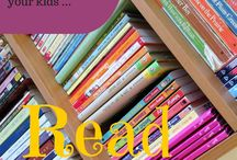 books elementary chapter & picture / by Maggie Scott
