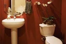 bathroom ideas / by Cindy Rice