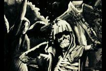 Gothic Ink Art