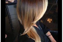 Hair / New styles