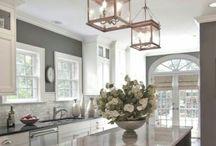 Kitchen decor ideas / Inspiration for kitchen design and ideas