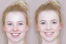 Makeup Before & After / MUA Before & After shots  #MUA #makeupartist #makeup #beauty