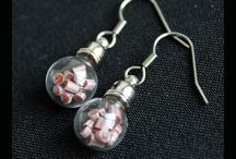 GED glass dome jewelry