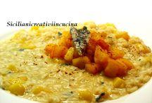 Rice and risotti.... ma all'onda! / I risotti, chicchi all'onda pieni di bontà