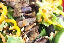 Salads / Different salad ideas to keep it interesting