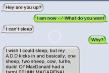 Texts....