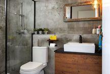 Banheiros inspirações
