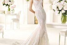 Wedding dress / svatební šaty