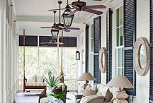 Porch & Patio Love / Celebrating gracious outdoor living.