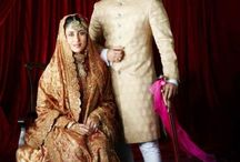 Bollywood Brides / The wedding season is just around the corner, have a look how your favorite Bollywood Actress dazzled in their wedding.