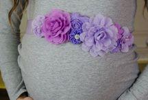 hamile çiçek leri