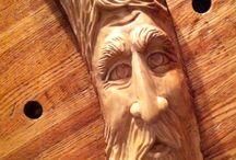 Wood Heads