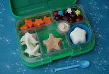 Kid Friendly Lunches / Packing waste free lunches for little ones