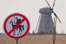 El Quijote / by Vanessa Eustache Rodriguez