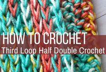 knitting crocheting patterns