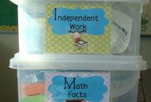For the Classroom {Centers}