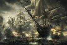 pirates et sirenes