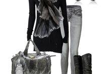 Grey & Black days