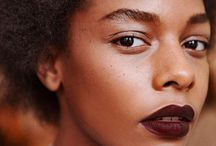 Fall Makeup, Dark Beauty Looks