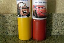 Disney cars birthday // Disney Biler bursdag