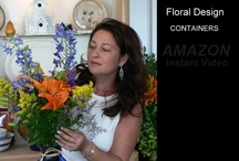 Floral Design Tutorials / Mainly short videos on floral design techniques and 3-7 minute video tutorials for online class learning from floral design masters.