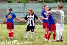 Salus vs. Wanderers - Plantel Femenino