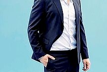 Sam Heughan / Actor...portrays King of Men