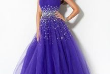 vestidos de festa - cores