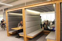 Office Meeting Spaces