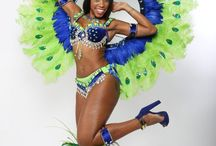 Mas Carnival Costumes / Caribbean Sessions Notting Hill Carnival Costumes.