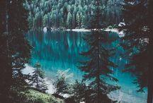 Красивые места