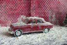 Models cars 1/43