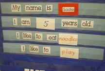 Kindergarten / by Brittany Lott