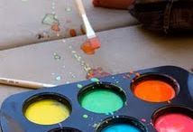 Homeschool - Create / Art & Science projects