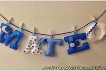 decoração bebes