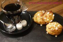 Desserts gourmands / Pâtisseries, mignardises, desserts sucrés... Gourmands et inratables