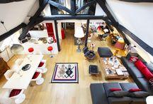French Interior Design / Stylish French interior design ideas