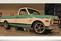 Chevy Stepsides / Chevy