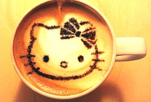 for the love of coffee / by (✿◠‿◠) ked (◕‿◕✿)