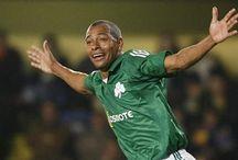 Gilberto Silva / Panathinaikos F.C 2008-2011