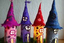 Felted objects