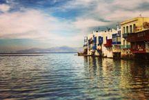 Mykonos island / Little Venice #mykonos #mykonosholidays #mykonosclubing #mykonosnightlife #mykonosparty