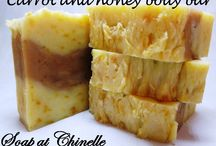Soap at Chinelle / Handmade soaps, bath and body products