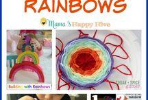 Rainbow/Colors Theme