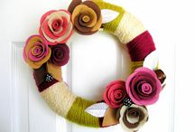 wreaths / by thepursuitofhomeliness