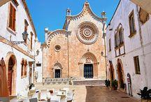 Puglia travelling