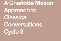 Classical Conversation Cycle 3